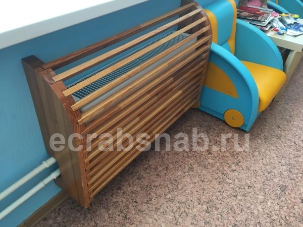 Ограждения и защитные экраны для детских садов и школ