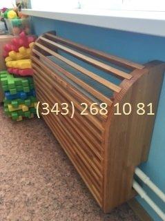 Экран для батареи в детский сад