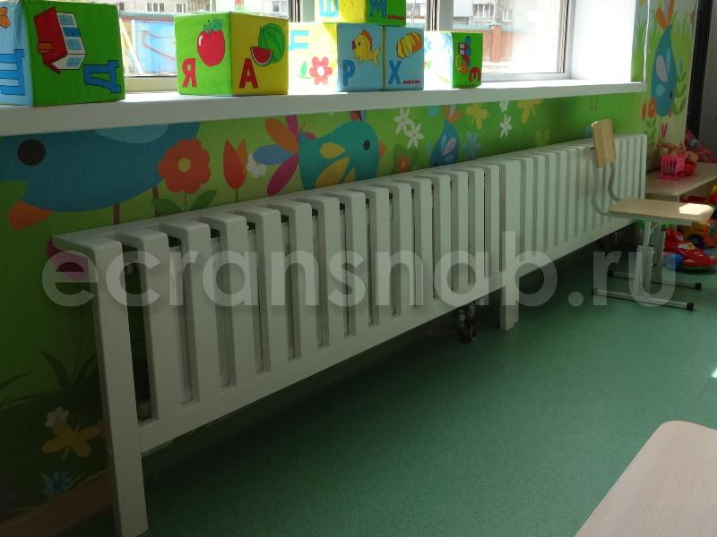 Защитные экраны для детского сада серии